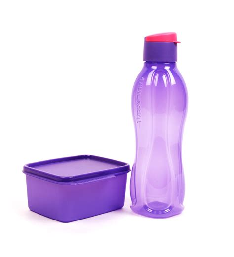 tupperware xtreme set purple by tupperware