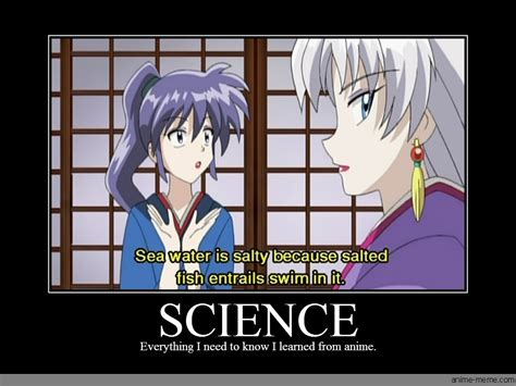 Science Memes - anime science meme