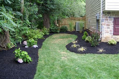 Backyard Ideas Trees Lawn Garden Gardenandpatiosmallfront In Garden And