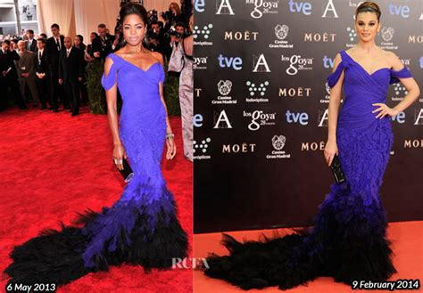 Who Wore Donna Better by Who Wore Donna Karan Atelier Better Naomie Harris Or