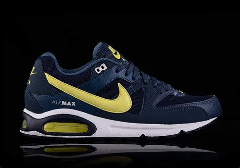 Air Max Command by Nike Air Max Command Obsidian Electric Yellow For 95 00