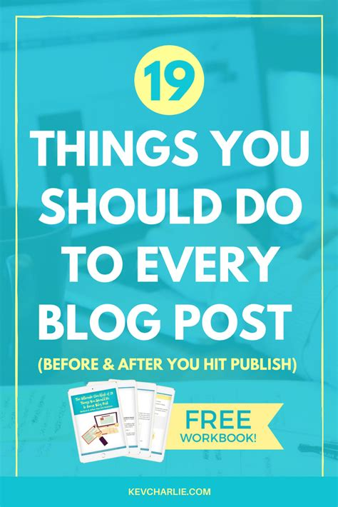 12 Things You Should Do Before You Hit 25 by 19 Things You Should Do To Every Post Before After