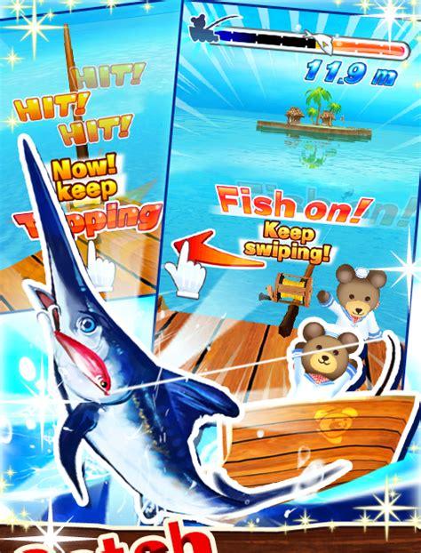 download game fishing hook mod apk terbaru kuma fishing v1 0 0 1 mod unlimited gold apk android