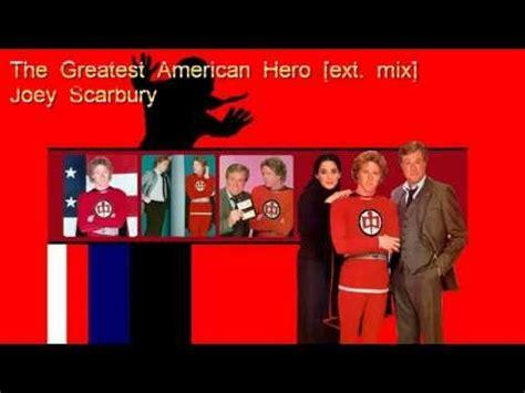 theme song believe it or not hit tunes karaoke the greatest american hero originally