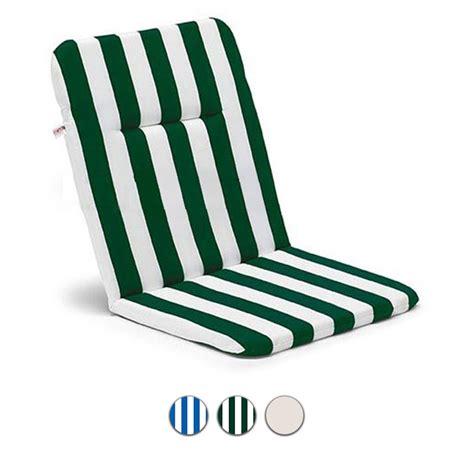 cuscini per poltrone cuscino di acrilico per poltrone pieghevoli da giardino