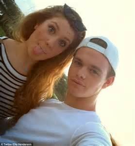 Ella Boyfriend Hw ella henderson holidays with gazza s model regan gascoigne daily mail