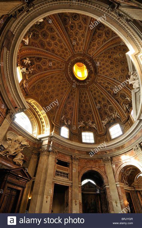 cupola bernini rome italy bernini s baroque church sant andrea al