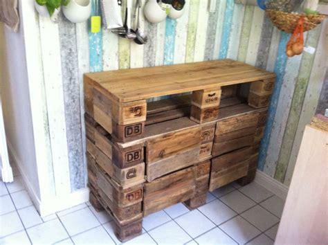 Furniture Kitchen Cabinets by Schrank Aus Europaletten K 252 Chenschrank Palettenversion