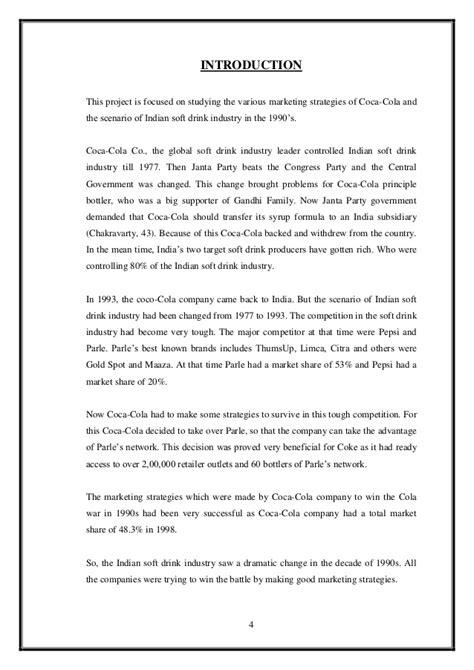 Project Management Essay by Project Management Coca Cola Essay Pgbari X Fc2