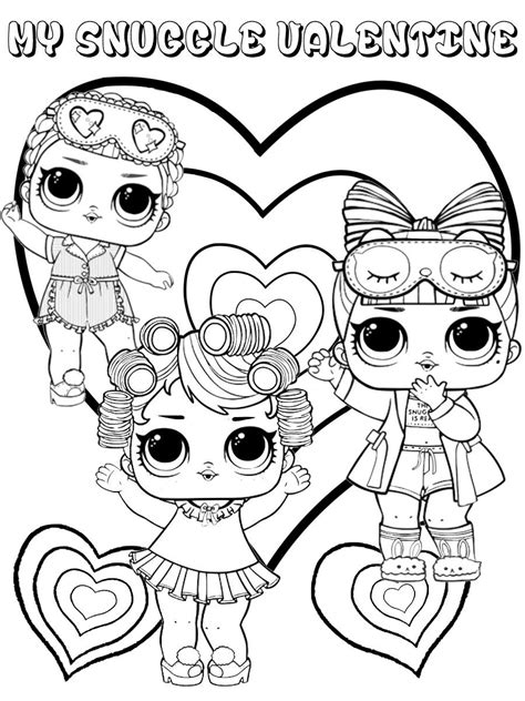 Coloring Page Lol by New Lol Coloring Pages Collection Printable Coloring Sheet