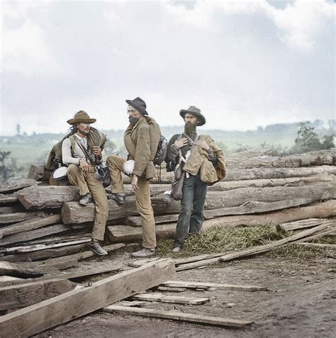 i colorized remarkable colorized photos from the american civil war
