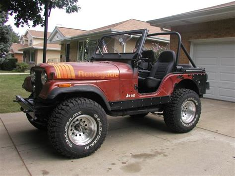 1979 Jeep Cj5 For Sale Rickcj5 1979 Jeep Cj5 Specs Photos Modification Info At