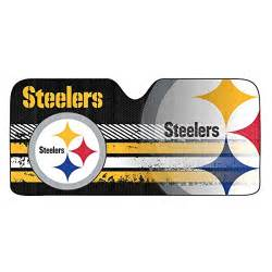 Nfl L Shades by Steelers Sun Shades Pittsburgh Steelers Sun Shade