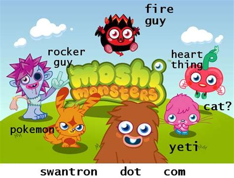 Moshi Moshi Meme - moshi monsters cheats swan tron dot com