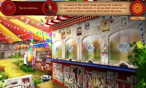 In The Circus Search For Adventure And Forgotten Places Lost Circus Android Apps On Play