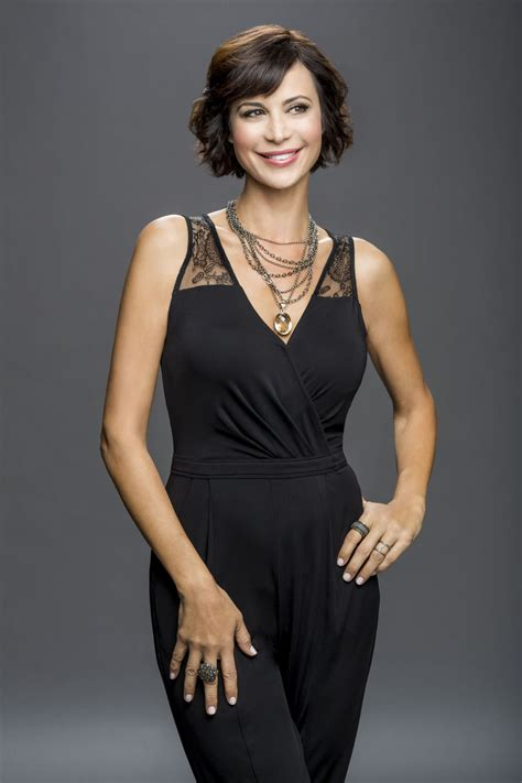 catherine bell haircut for the good witch catherine bell the good witch tv series promo 2015
