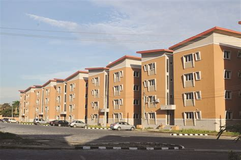 western challenge housing nigeria ppp construction of 5 000 housing units to