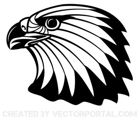 Tshirt Garuda Logo Black eagle vector clip free vector