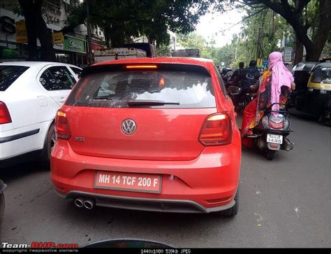 pedal boat price in kerala vw polo gti 1 8 litre spotted again in india spied