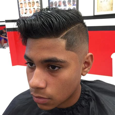 comb over fade comb over haircut fade www imgkid com the image kid