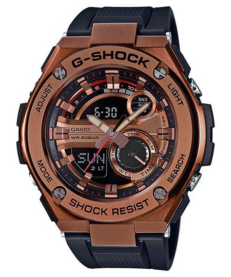 Casio Gshock Gst 210b 4a красивые g shock gst 200 черные и золотые gst 210