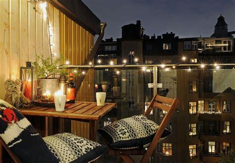 Beleuchtung Romantisch by Den Balkon Gestalten 3 Einfache Schritte F 252 R Die