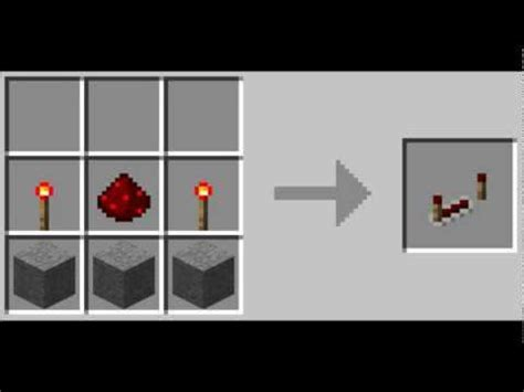how to use redstone repeater in minecraft redstone tutorial