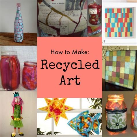 recycling crafts for to make 12 recycled projects for everyone favecrafts