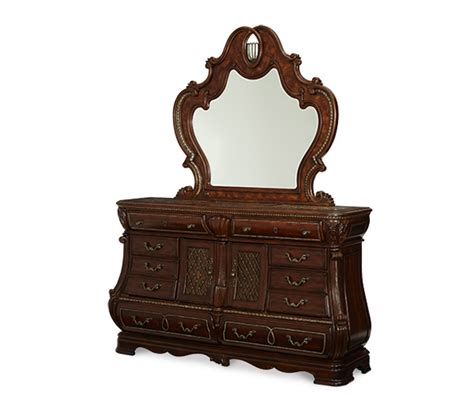 sovereign bedroom furniture michael amini the sovereign soft mink traditional bedroom