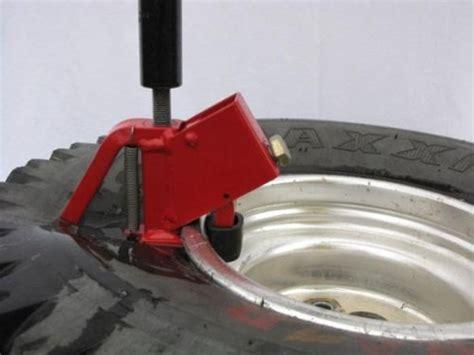 how to make a tire bead breaker beadbuster xb 450 atv motorcycle car tire bead breaker