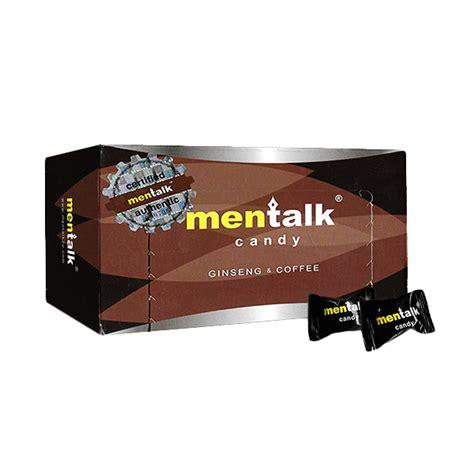 Permen Ginseng Untuk Kesehatan jual mentalk permen ginseng coffee 1 box 30 candies