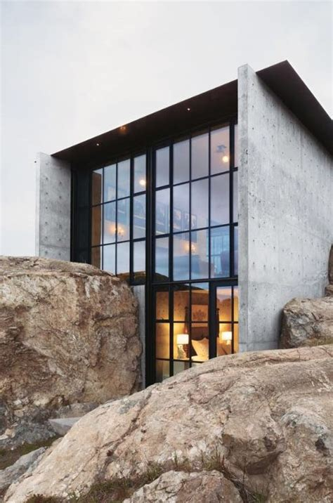 glass and concrete house 1000 images about modern manufactured homes on pinterest