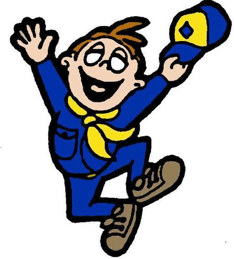 clipart scout scouting humour 171 6th rondebosch cubs scouts 6th