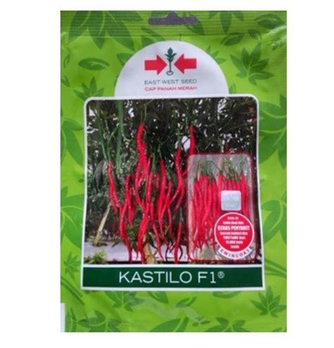 Biji Benih Sayuran Cabe Besar Landung Isi 150 benih cabe keriting kastilo f1 150 biji panah merah bibitbunga