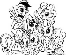 My Little Pony Coloring Pages  Koloringpages sketch template