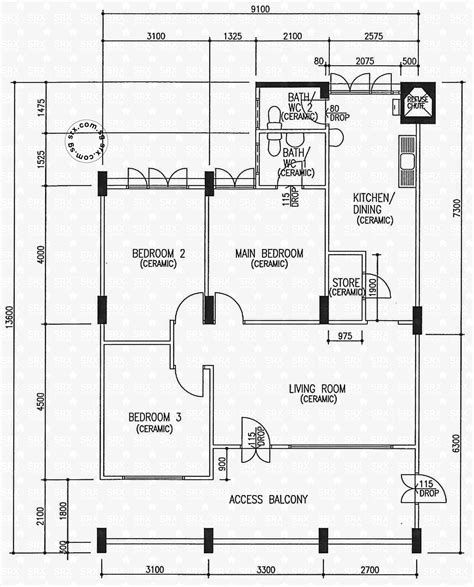 10 ave floor plans floor plans for yishun avenue 11 hdb details srx property