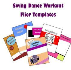 swing dance workout 1000 images about zumba fliers on pinterest zumba