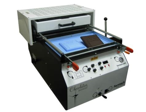 vacuum forming machine chocolatier