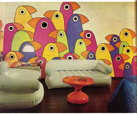 1960s Design | a look at 1960 s interior design art nectar