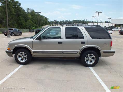 1998 Chevrolet Blazer Ls Light Pewter Metallic 1998 Chevrolet Blazer Ls Exterior