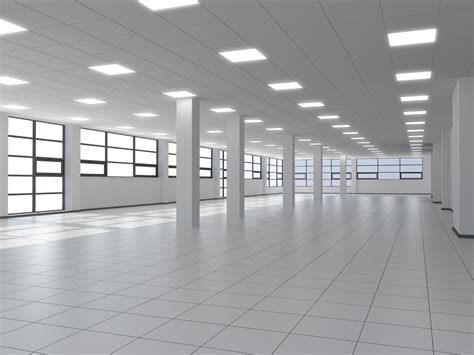 Commercial Led Lighting by Led Panels Approach Works