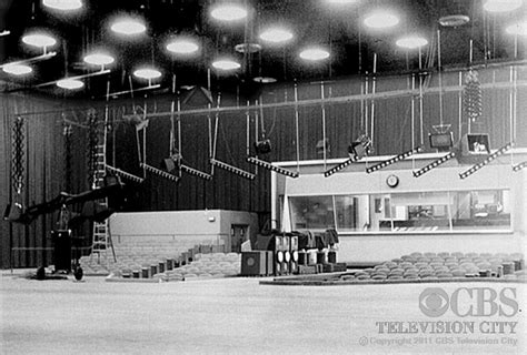 Tv House Floor Plans by Gallery Cbs Television City