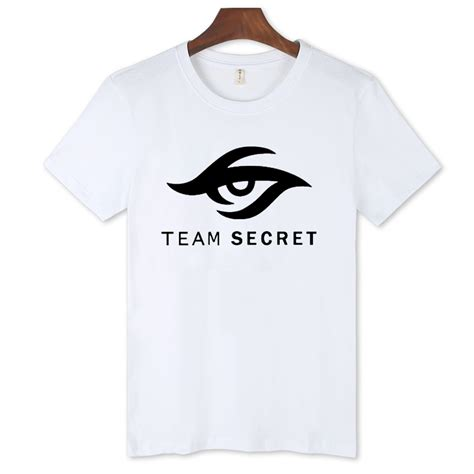 Tshirt Team Secret Dota 2 Fightmerch buy wholesale secret white from china secret white wholesalers aliexpress