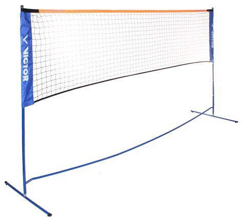 Net Badminton Victor 1 mini badminton net badmintonov 225 s 237 ť s konstrukc 237 e sportshop cz