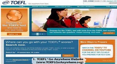 Kosokata Penting Persiapan Ujian Toelf Ibt tips trik rahasia mau sukses toefl belajar di 10 situs ini