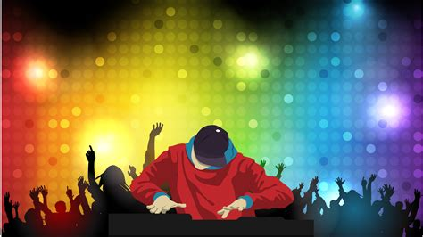 Cool Hoses dj live artwork wallpaper fundjstuff com