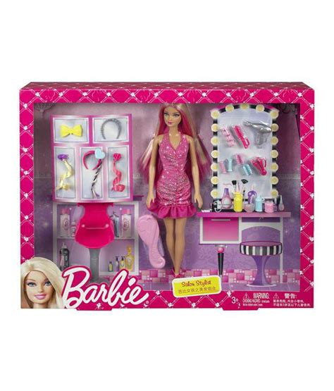 Hair Style Kit Toys by Salon Stylist Fashion Dolls Buy Salon