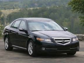 acura tl picture 02 of 19 front angle my 2007 1024x768