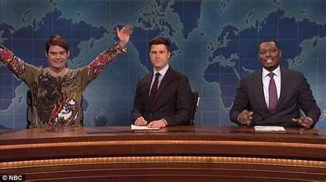 Lepaparazzi News Update In The City Back On by Snl Alum Bill Hader Returns As Flamboyant Nightlife Expert