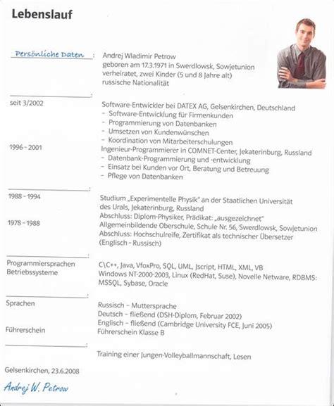Lebenslauf Tabellarisch Hobbys Der Biografie Zum Tabellarischen Lebenslauf